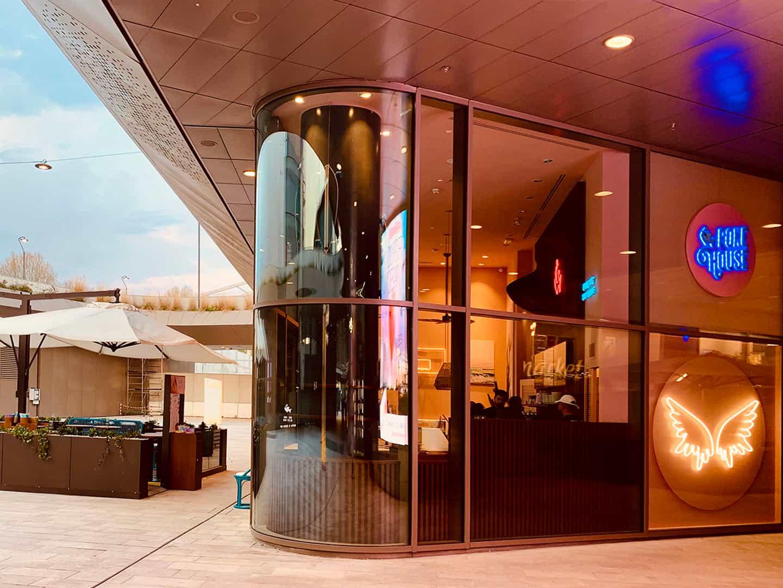 Esterno ristorante Citylife