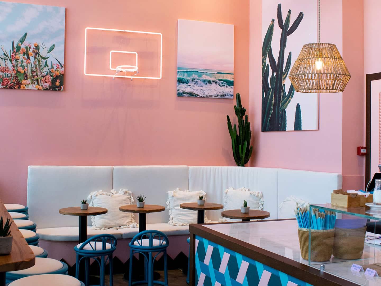 Sala ristorante Citylife