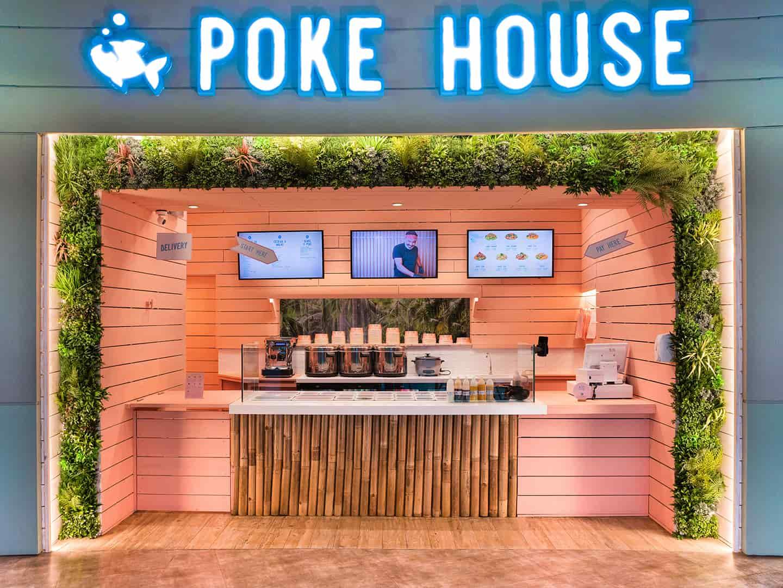 Bancone Poke House