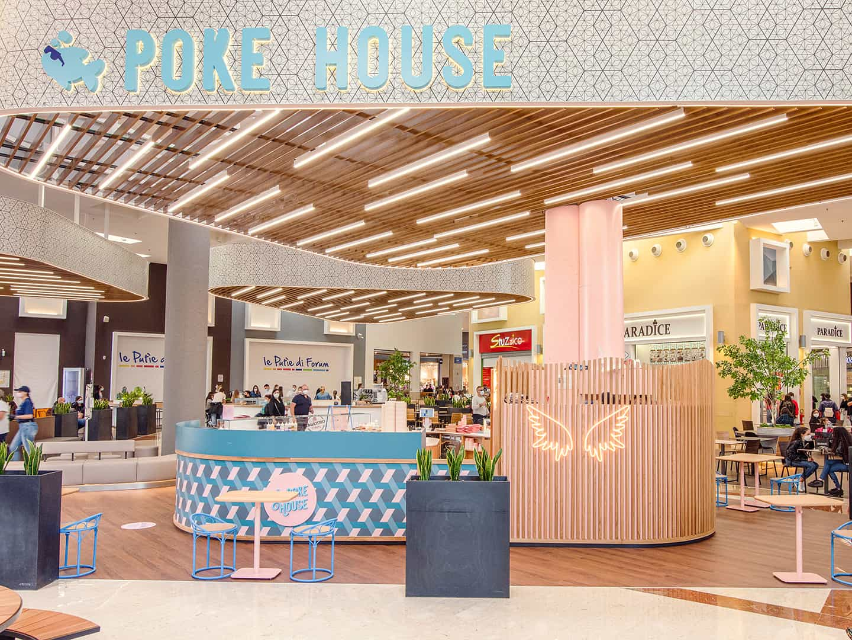 Design Poke House