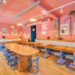Poke House restaurant interior